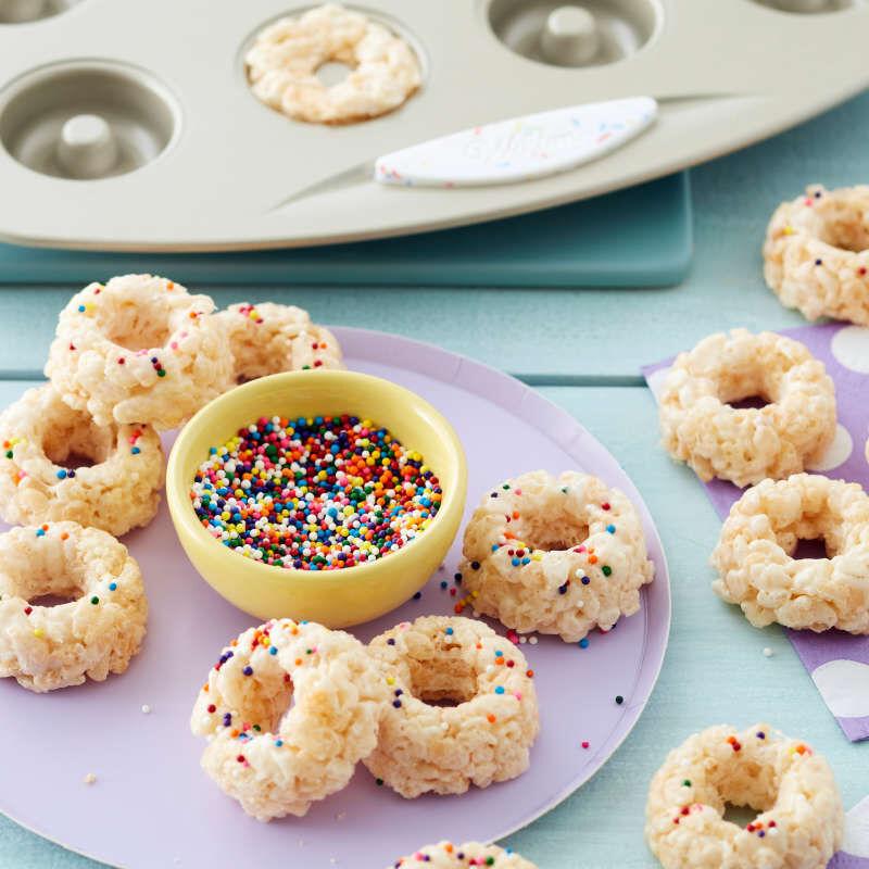 Daily Delights Non-Stick Mini Donut Pan, 12-Cavity image number 4