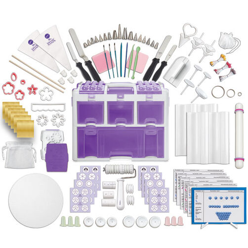 Ultimate Professional Cake Decorating Set Wilton
