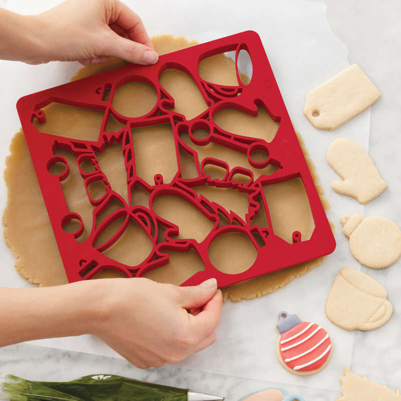 Multi-Cookie Cutter Sheet image number 3