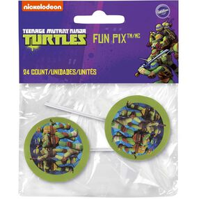 Teenage Mutant Ninja Turtles Fun Pix