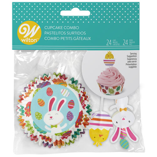 Eggcletic Cupcake Decorating Set
