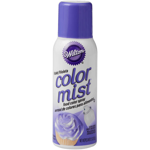 Color Mist Purple Food Coloring Spray | Wilton
