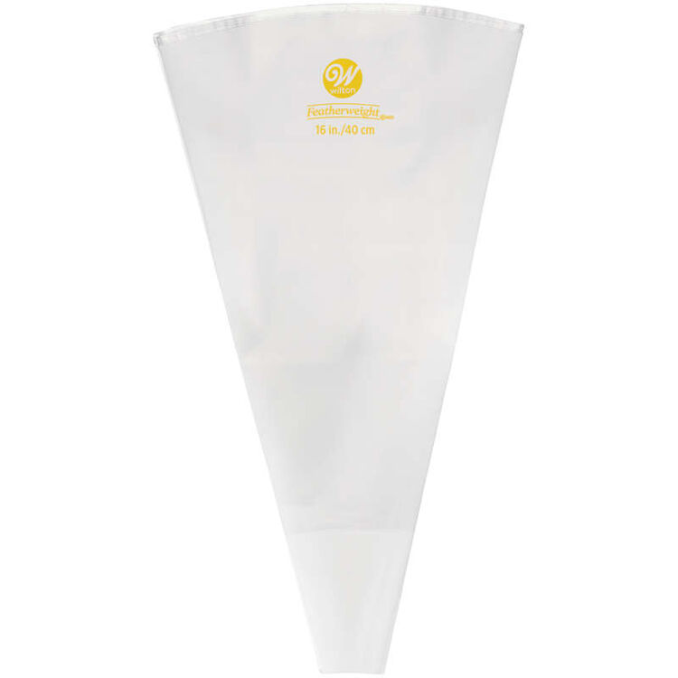 16-Inch Featherweight Decorating Bag - Reusable 16-Inch Piping Bag