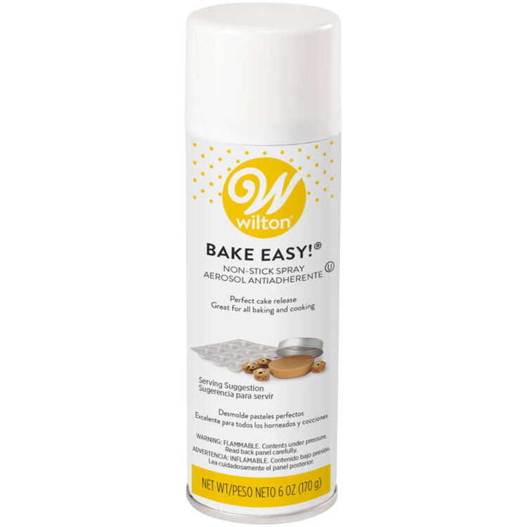 Bake-Easy Non-Stick Spray, 6 oz.