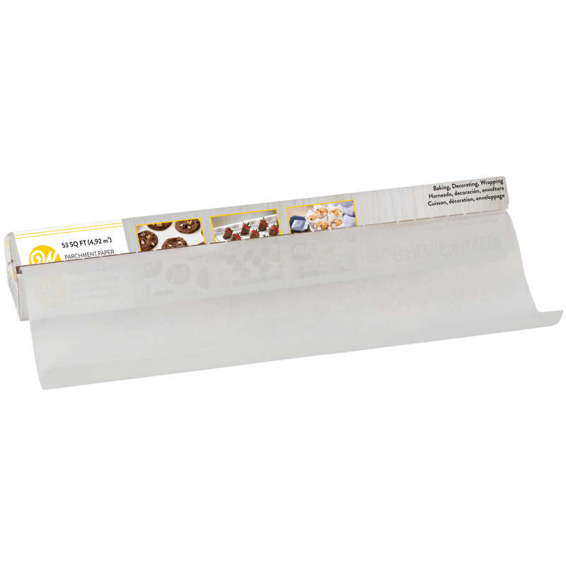Parchment Paper Pulled Out of Packaging image number 1