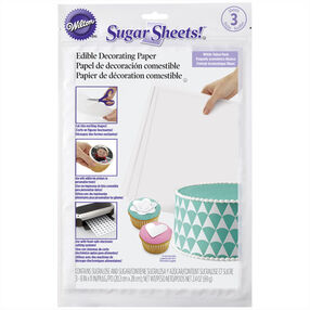 White Sugar Sheets!