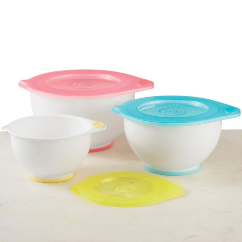 ROSANNA PANSINO by Mixing Bowl with Lids Set, 6-Piece image number 4