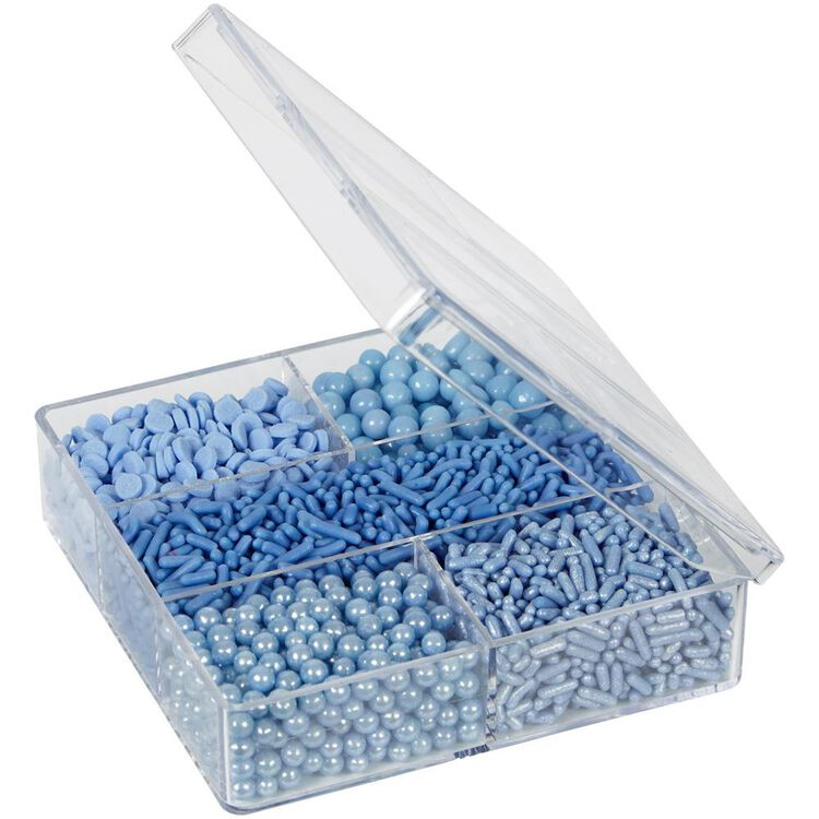 Blue Sprinkles Tackle Box