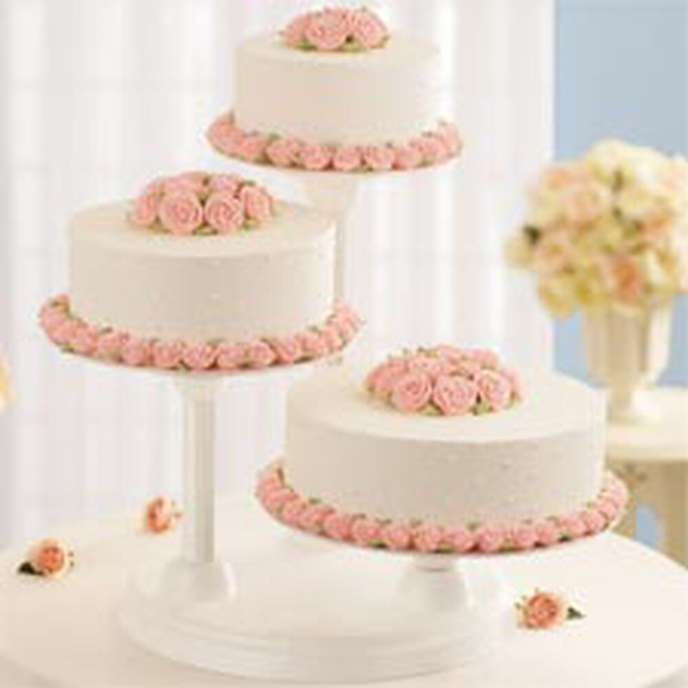 3 Tier Cake and Dessert Stand | Wilton