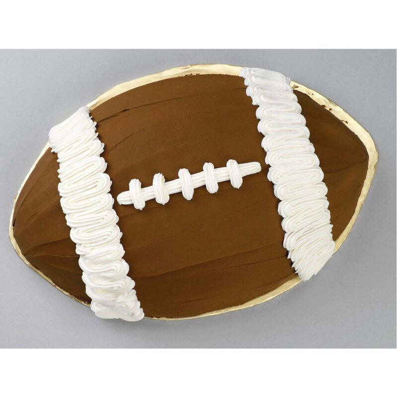 Football Novelty Cake Pan image number 3
