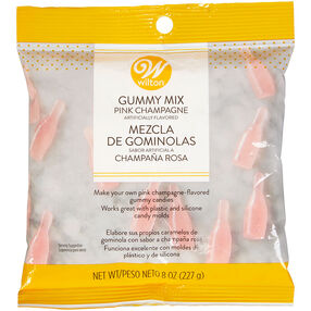 Pink Champagne Gummy Mix, 8 oz.
