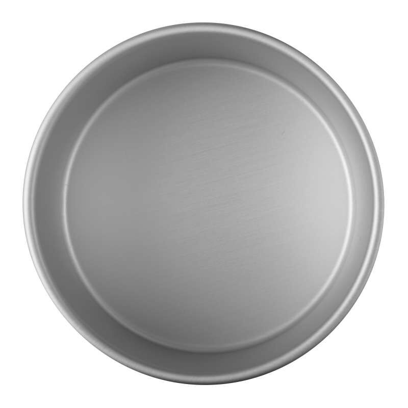 Decorator Preferred 6 x 3-inch Round Aluminum Cake Pan image number 3