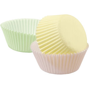 Assorted Pastel Cupcake Liners