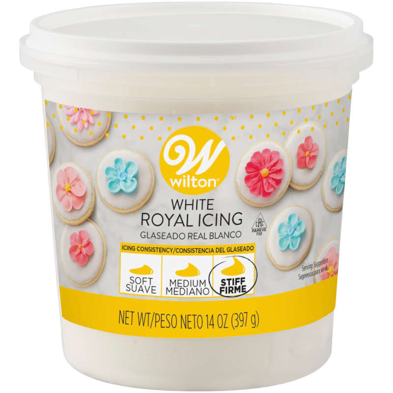 Ready to Use Royal Icing, 14 oz. image number 0