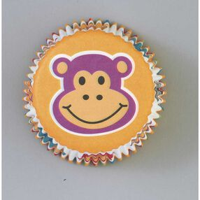 Jungle Pals Cupcake Liners