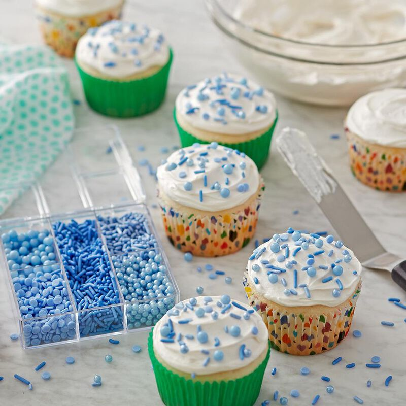 Blue Sprinkles Tackle Box image number 2