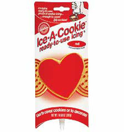 Red Ice-A-Cookie
