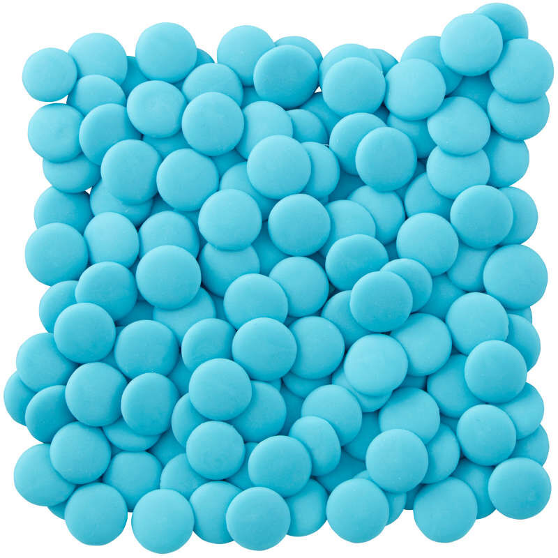 Blue Candy Melts Candy image number 1