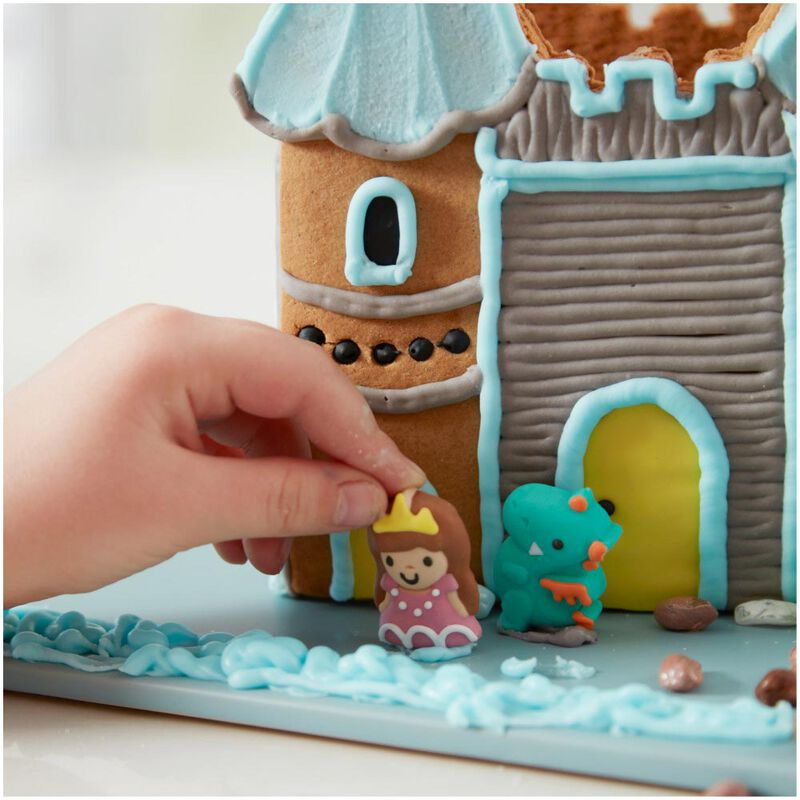 Cookie Creations Fantasy Castle Cookie Kit image number 4