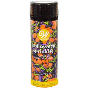 Halloween Pumpkin Mix Sprinkles