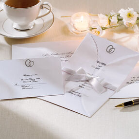 Infinity Invitation Set