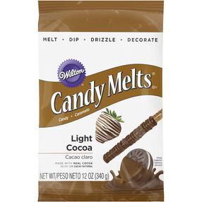 Light Cocoa Candy Melts Candy