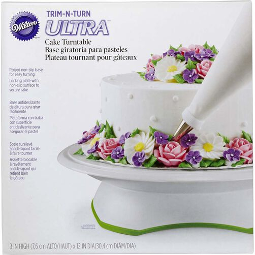 Cake Decorating Turntable