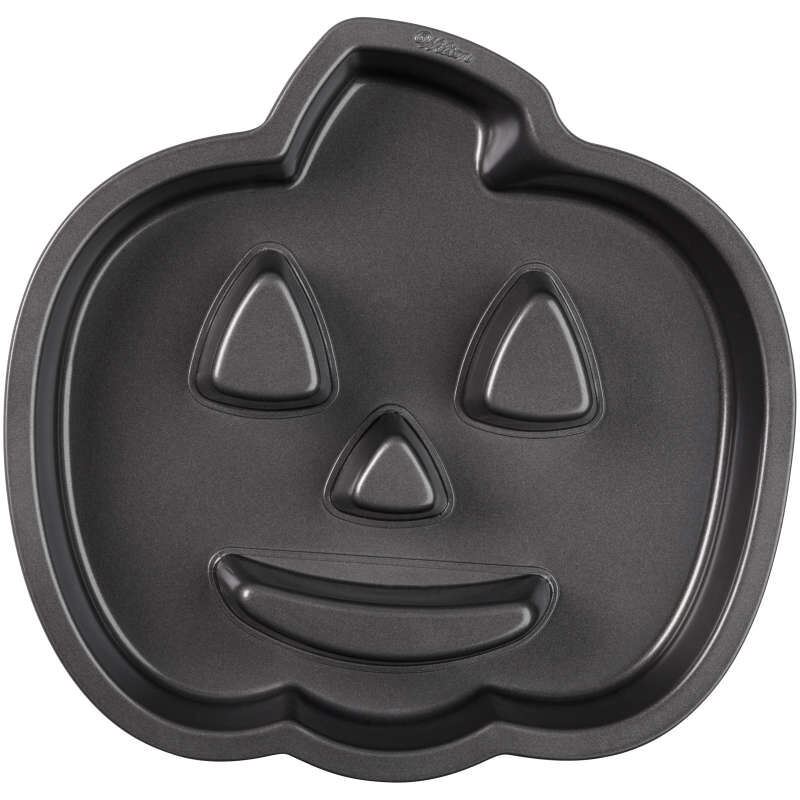 Jack-O-Lantern Shaped Cake Pan image number 0