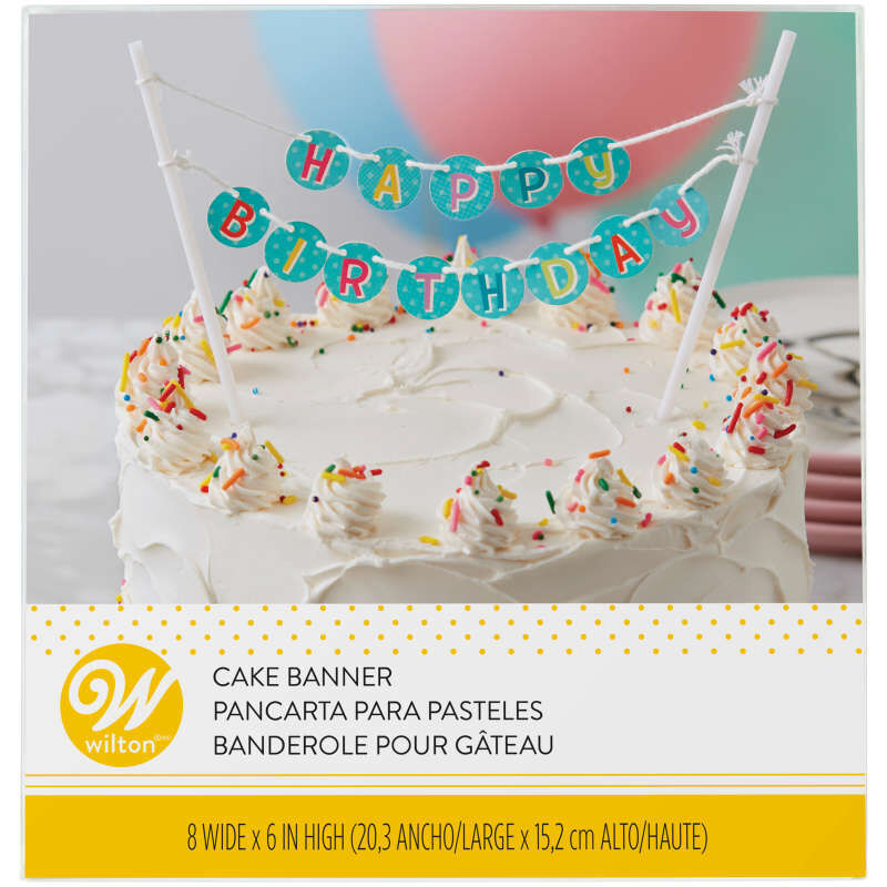 2113-0-0007-Wilton-Happy-Birthday-Cake-Banner-A1.jpg image number 1