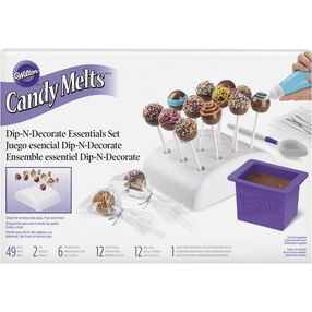 Dip-N-Decorate Essentials Set, 49-Piece