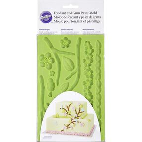 Nature Fondant & Gum Paste Mold