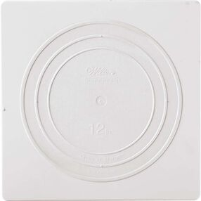 "Decorator Preferred 12"" Square Plate"