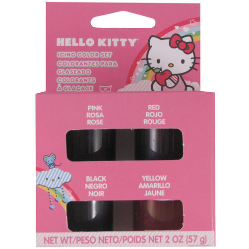 Hello Kitty Icing Color Set