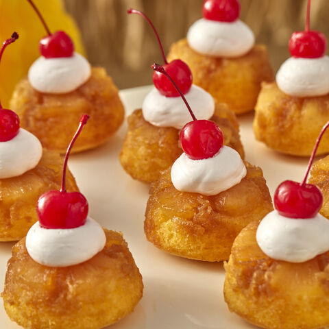How to Make Pineapple Upside Down Cupcakes