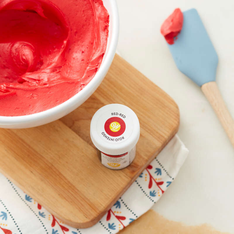 Red-Red Icing Color, 1 oz. image number 3