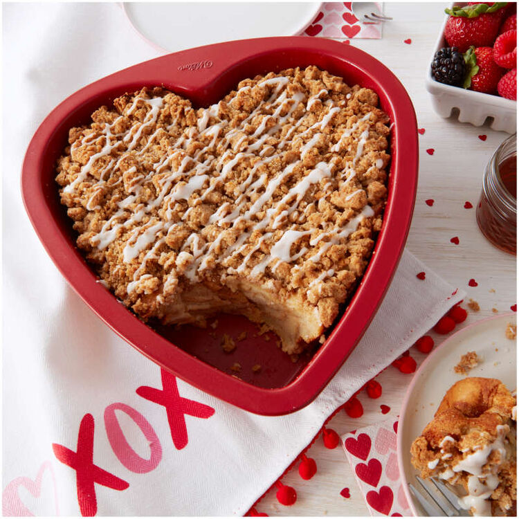Red Heart Cake Pan, 9-Inch