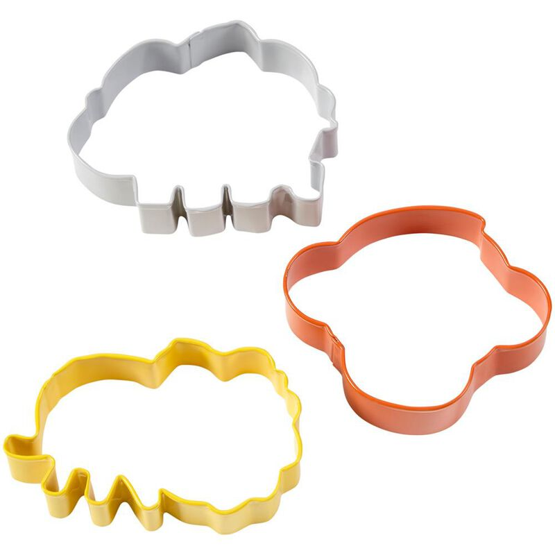 Safari Cookie Cutter Set, 3-Piece image number 1