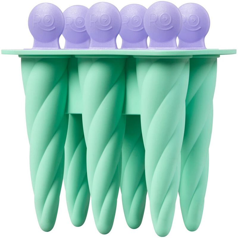Rosanna Pansino by Silicone Unicorn Horn Treat Mold, 7-Piece image number 2