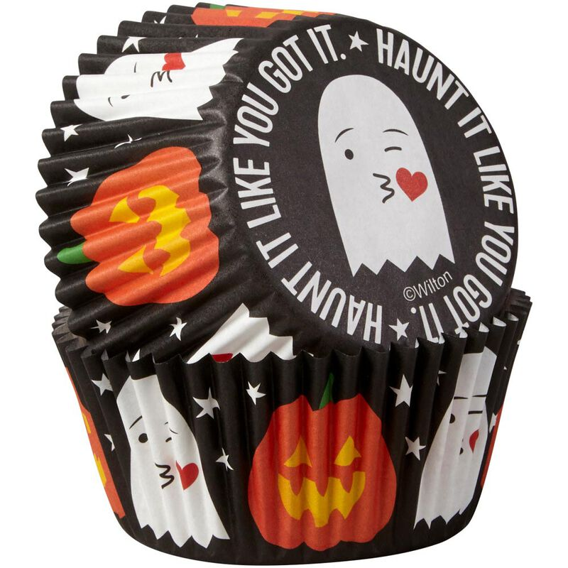 Haunt It Like You Got It Cupcake Liners, 75-Count image number 2