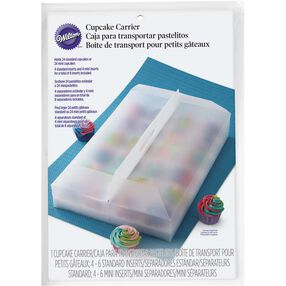 Durable 24 Cupcake Carrier in packaging