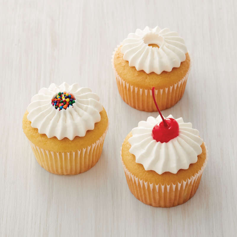 Sultan Decorating Tip for Piping Buttercream Frosting or Meringues image number 7