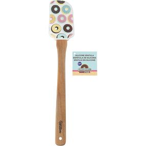 Donut Stand Printed Spatula
