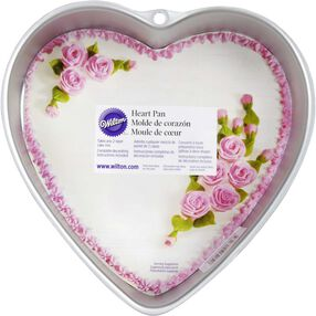 9 x 2 Heart Shaped Cake Pan