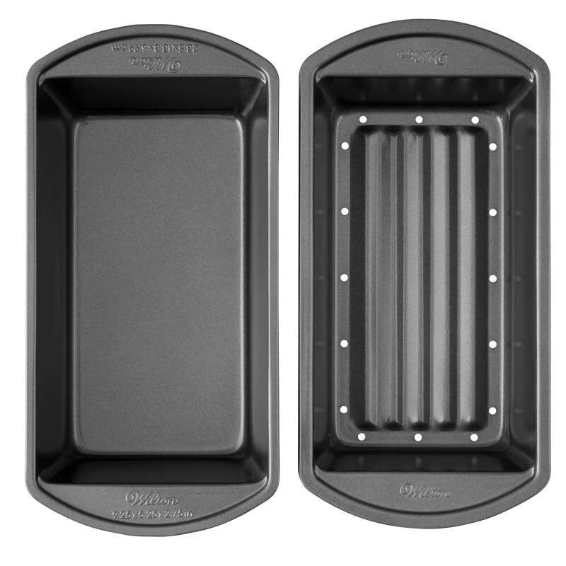 Perfect Results Non-Stick Meatloaf Pan, 2-Piece Set image number 0