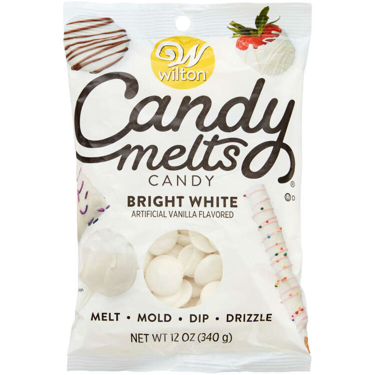Bright White Candy Melts