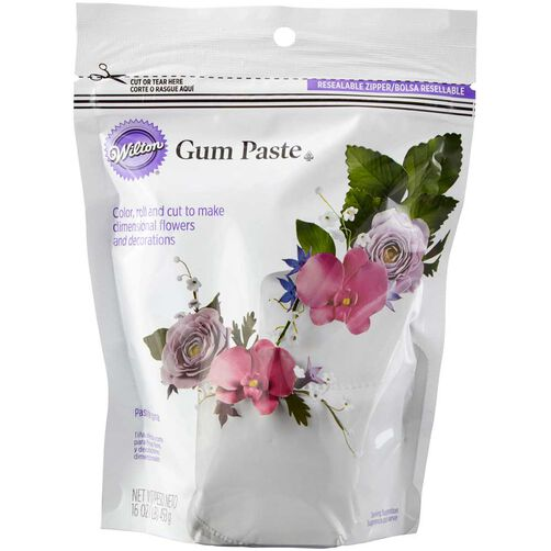 Ready-To-Use Gum Paste