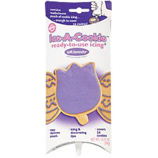 Soft Lavender Ice-A-Cookie
