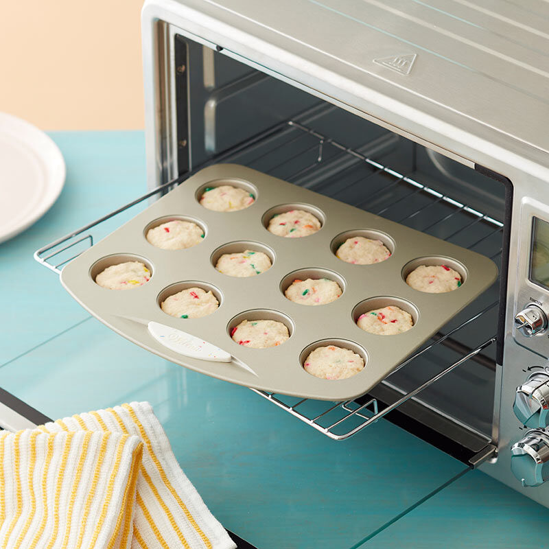 Daily Delights Non-Stick Mini Round Pan, 12-Cavity image number 3