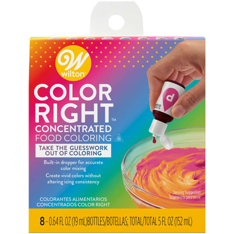 Color Right Performance Food Coloring Set image number 2