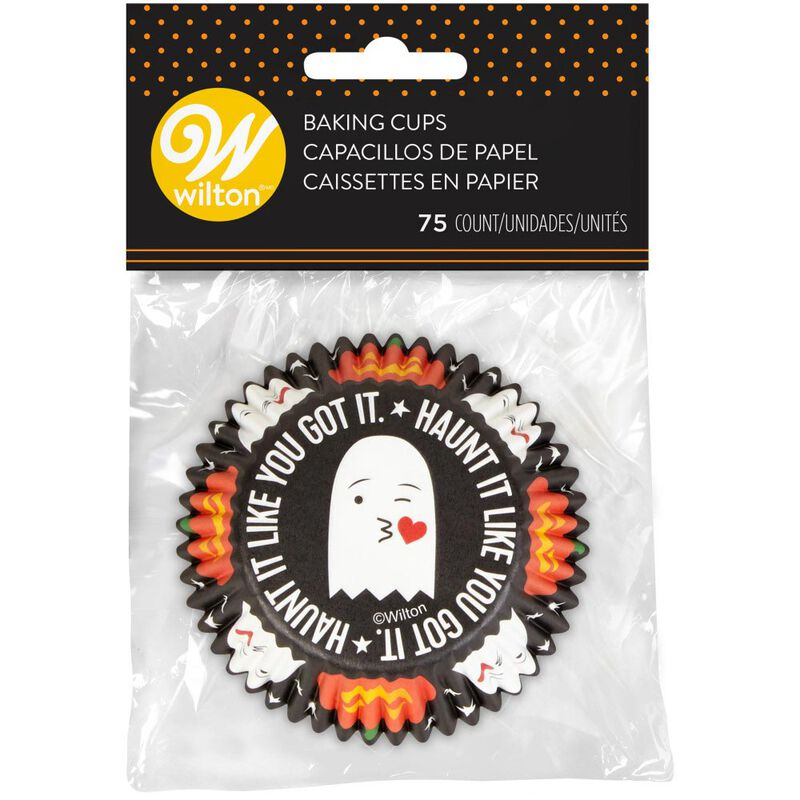 Haunt It Like You Got It Cupcake Liners, 75-Count image number 1